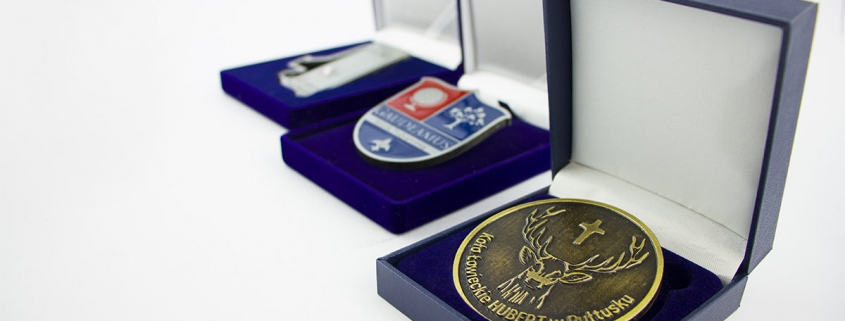 Commemorative medals – examples of use