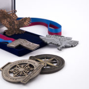 types of sports medals