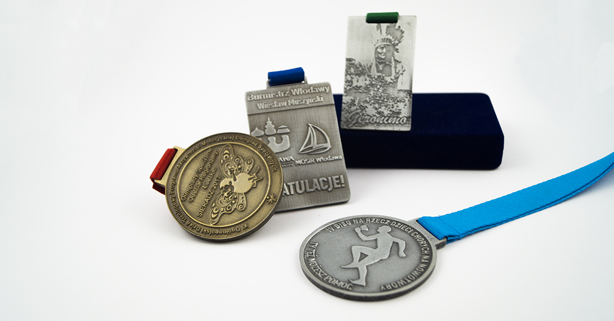 Traditional Sports Medals