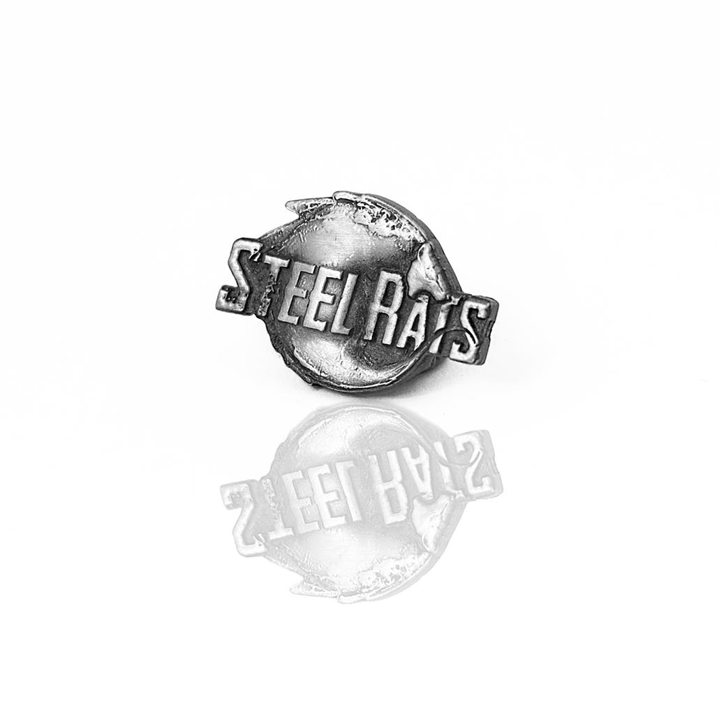 Steel Rats - Pins