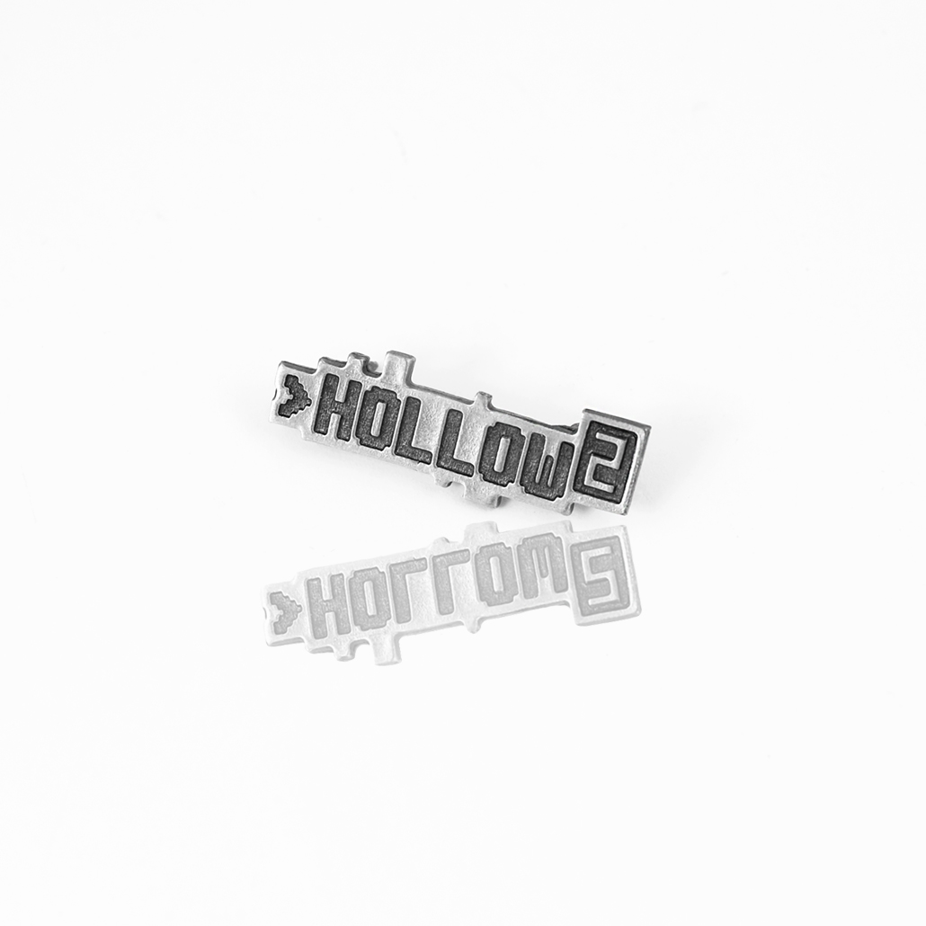 Hollow 2 - Lapel Pins