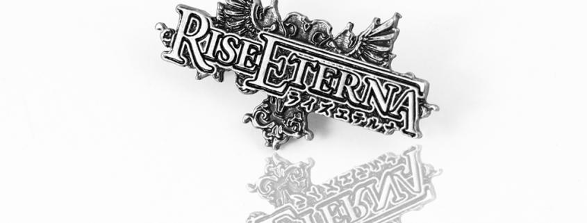 Rise Eterna - Lapel Pins