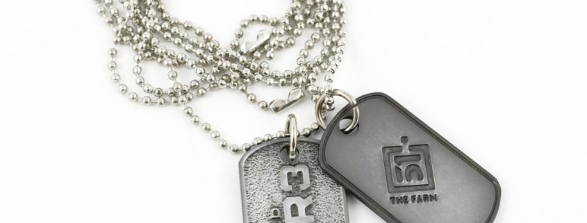World War 3 - dog tags